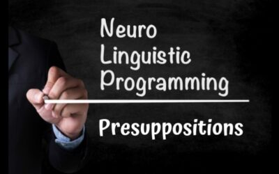 NLP Presupposition   Principles of Thinking and Behavior