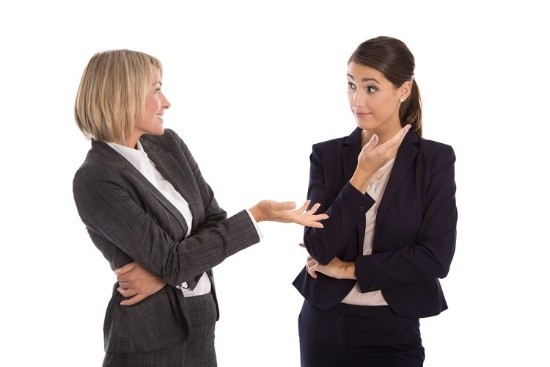 nonverbal communication - NLP training