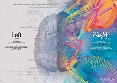 right brain vs left brain